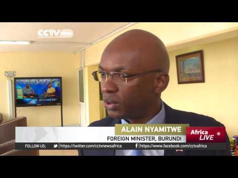 Burundi's government, opposition in Arusha for dialogue