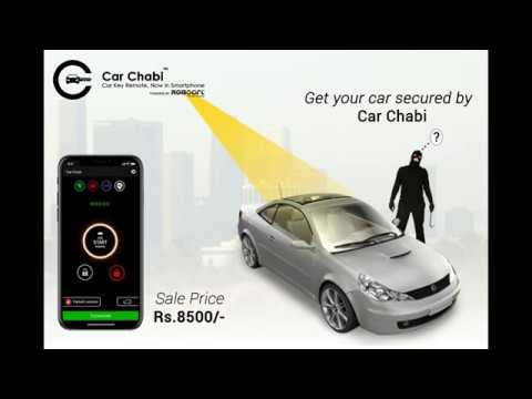 Car Chabi - Secure your car with Car Chabi device