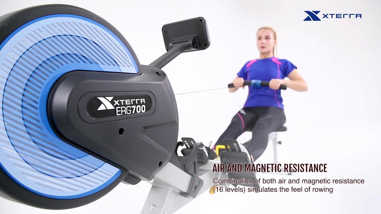ERG700 Air Rower
