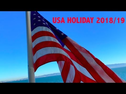 USA Holiday 2018/19