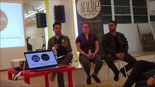FASHION VLOG: StartUp FASHION + Indie Source Event