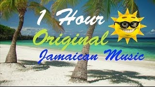 Reggae Music and Happy Jamaican Songs of Caribbean: Relaxing Summer 1 Hour Playlist Video