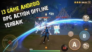 13 Games Android RPG Action Offline Terbaik  I Best Android Games RPG Action Offline