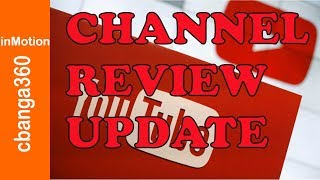 Youtube July Update Channel Review for Monetization