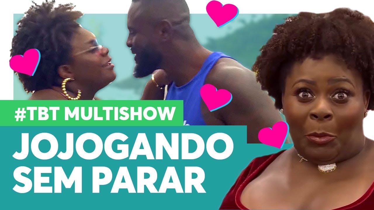 Jojo CAUSA pelo Rio de Janeiro e ganha beijo do boy 💋 | #TBT | Humor Multishow