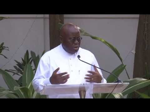 Nana Akufo Addo Administration on Joy News (4-1-17)