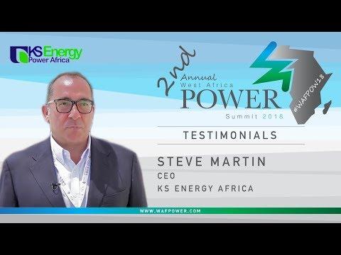 KS Energy Africa #WAFPOW18 Testimonial