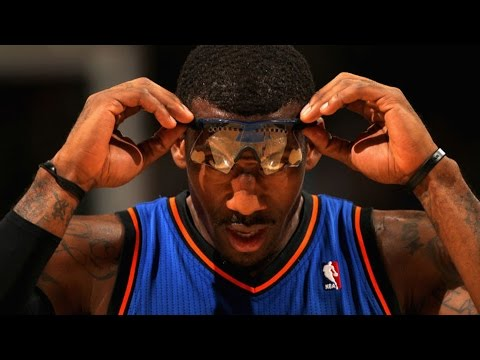 Amare Stoudemire KNOCKS OUT Player That Cheap Shotted Him