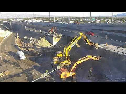 Project Neon Mlk Blvd Bridge Demolition