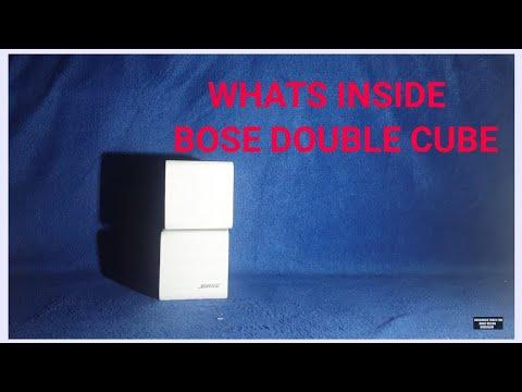 What's Inside - Bose Cube Speaker