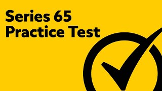 Series 65 Exam Practice Test
