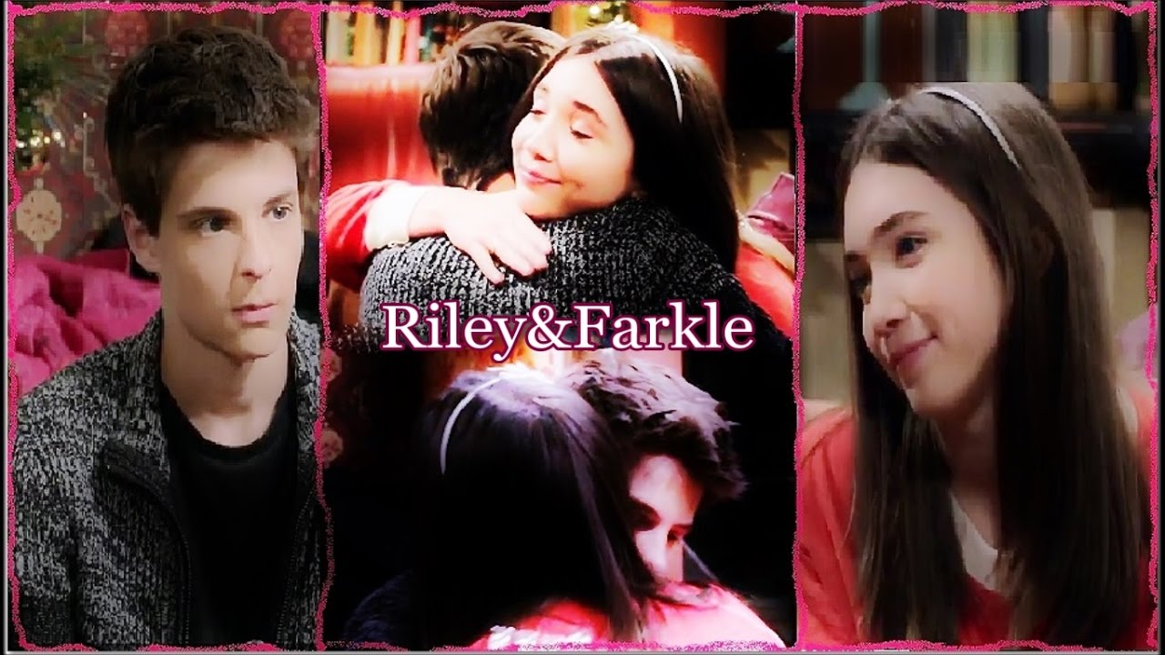 farkle and riley relationship questions