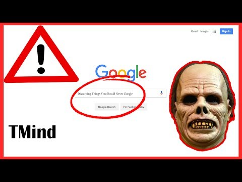 Top 5 Disturbing Things You Should Never Google
