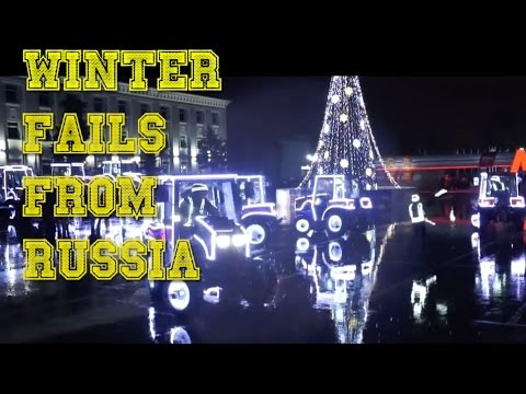 Download Youtube: Winter holidays in Russia | best Russian fails January 2017 [FailForceOne]