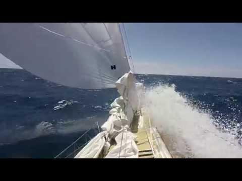 GARMIN VIRB XE: Race 2 on board Derry~Londonderry~Doire