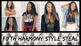 Fifth Harmony Style Steal - Hair, Makeup, & Outfit Ideas | Stema Hair