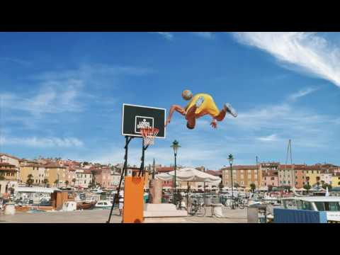 Epic SUMMER Dunks  I  Lords of Gravity