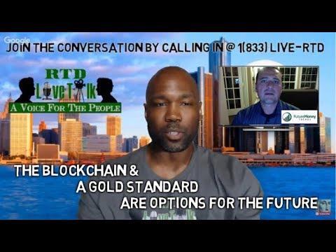 Join Us Tonight On RTD Live Talk w/ Daniel Amenduri (Future Money Trends)