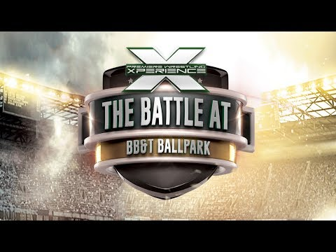 Relive The Battle At BB&T Ballpark (Full Event)