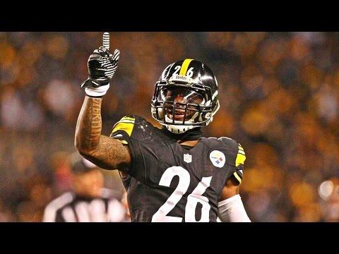 "Le'veon Bell Highlights    ""NFL's Best Running Back""    HD"