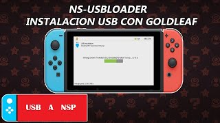 Instalar juegos nsp  por USB PC nintendo  switch 6.2 7.0 , 7.0.1