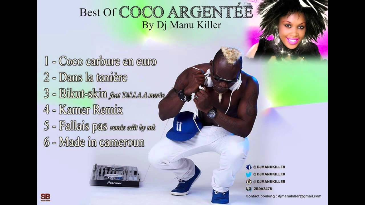 coco argentée carbure en euro mp3