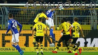 Borussia Dortmund 4:4 FC Schalke 04 (BVB Netradio Highlights)