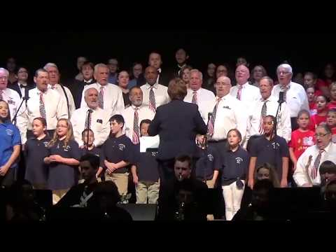 Veterans Day School Concert