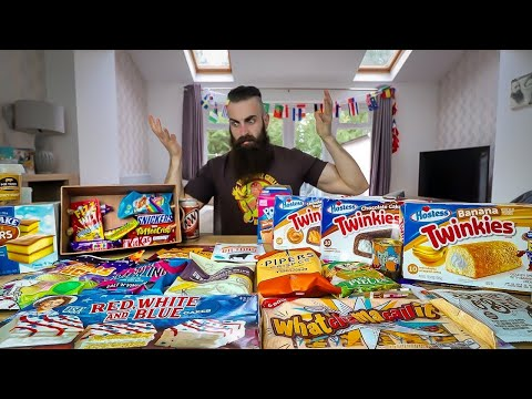 THE 15,000 CALORIE BIRTHDAY BANQUET (Eating Gifts From You Fine People) | BeardMeatsFood