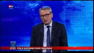 Mladen Bosić gost Dnevnika 2  BN TV 28.06.2015.