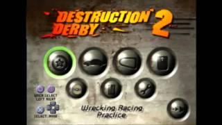 Disturbing Video Game Music 57: Main Menu - Destruction Derby 2