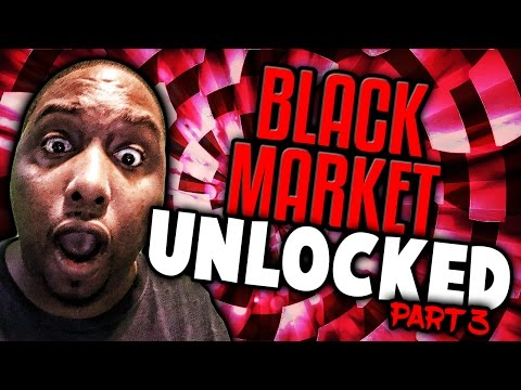 NBA 2K17 BLACK MARKET UNLOCKED I PULLED THE RAREST RUBY IN THE GAME