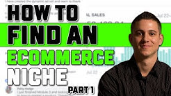 How to Find an eCommerce Niche in 2018 | How to Find a Trending Profitable eCommerce Niche in 2018!