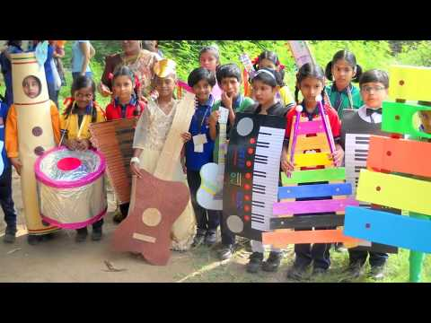 FANCY DRESS COMPETITION 2015 - 16. D.BALA JOY DADY, PRT, K.V.MINAMBAKKAM -