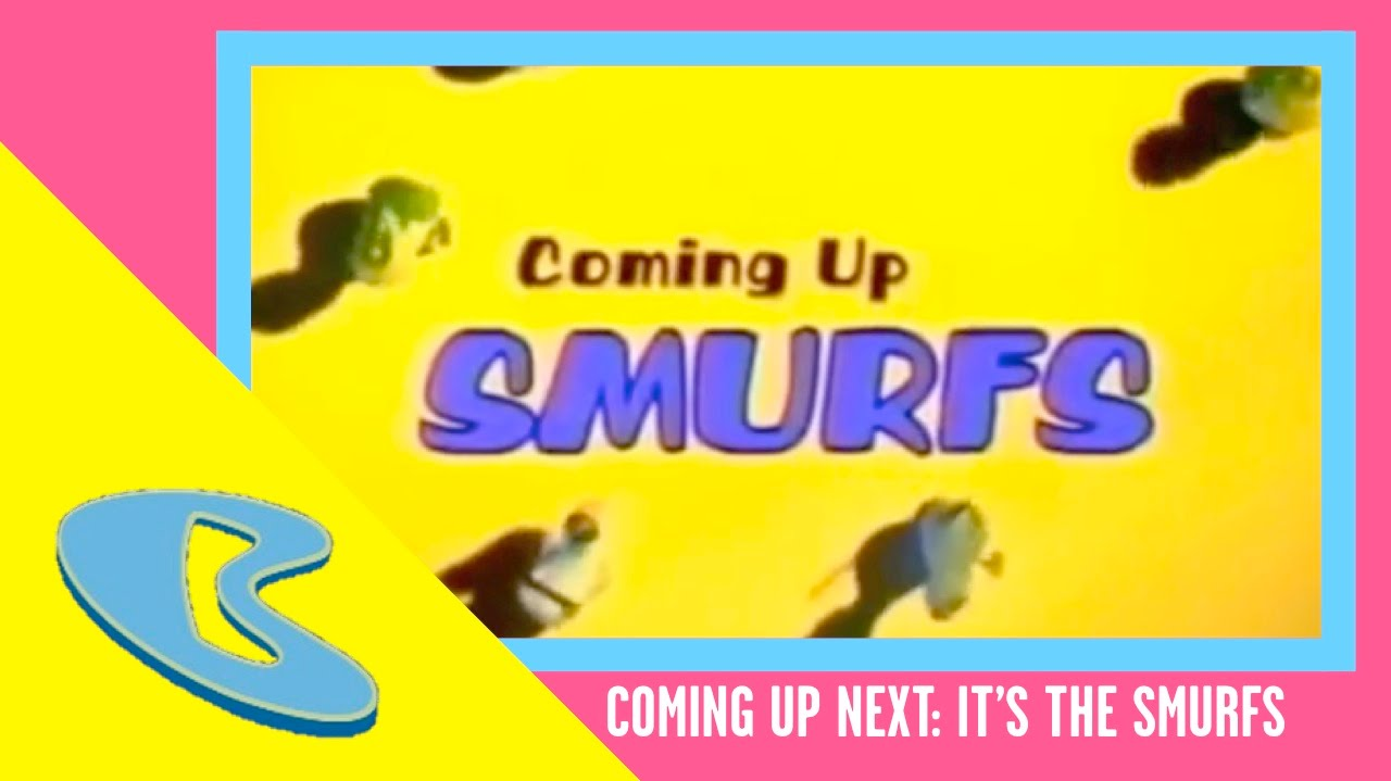 """""""Coming Up Next: The Smurfs"""" Boomerang Commercial Bumper"""