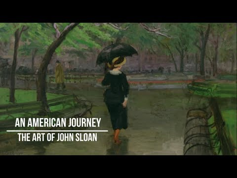 An American Journey: The Art Of John Sloan Preview