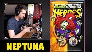 #85 NEPTUNA ! za 750 DIAMENTÓW  PvZ Heroes