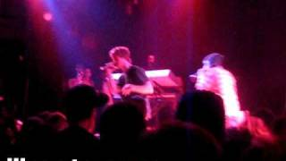 Asher Roth - Be By Myself (Live)