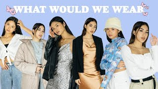 What Would We Wear: New Year's Eve, Church etc. | ToThe9s