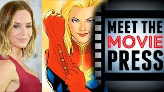 El Mayimbe Scoops, Tatum Not Gambit, Emily Blunt as Ms Marvel - July 31, 2015 - Meet The Movie Press