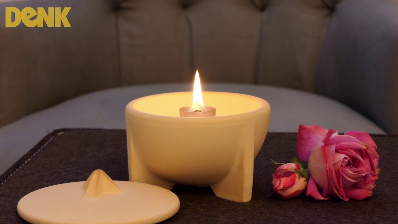 Bekannt Schmelzfeuer Indoor CeraNatur® - DENK-Keramik - YouTube YQ06