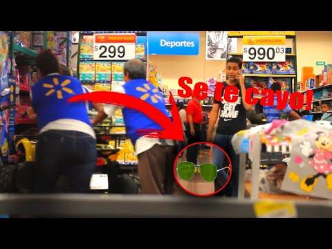 BROMAS EN SUPERMERCADO - Llamada falsa!!!!!!!
