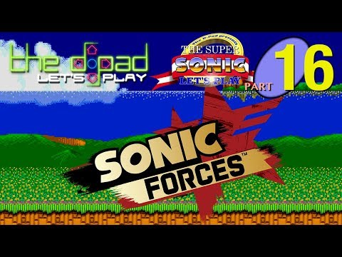 """""""Friending Him to Death"""" - PART 16 - Sonic Forces"""