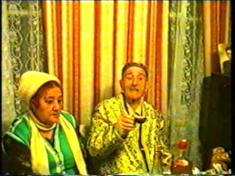 Tashkent Kaykov Passover 1991