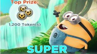 Despicable Me: Minion Rush - Super Despicable Race Special Event