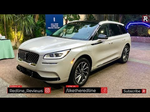 2021 Lincoln Corsair GT – Redline: First Look – 2019 LA Auto Show