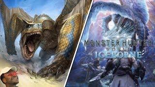TIGREX WHEN???? (Monster Hunter World: Iceborne News)