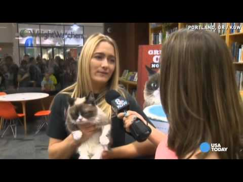 Grumpy Cat hated this interview
