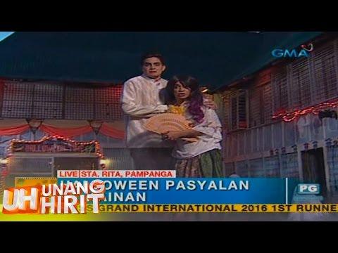 Unang Hirit: Halloween pasyalan at kainan, bibisitahin sa Pampanga!