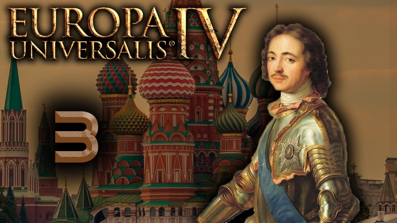 The Ruskies | Lets Play Europa Universalis 4 (1 28) Golden Century |  Episode 3